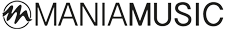 MANIA MUSIC Logo